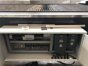 พลังงานสูงเอสเอสเครื่องตัดเลเซอร์ชนิดปิดคอมพิวเตอร์การดำเนินการอย่างเต็มที่