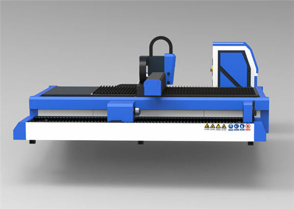Technical Parameter: Working Area3000*1500mm Controller+Heigh followerCypcut Laser SourceFiber Laser Source 1500W Wave Length1070nm±10nm Laser HeadOptional Gear and RackGermany Guide RailTaiwanese HIWIN Positioning Precision≤±0.04mm Cutting Thickness1-20mm Max cutting speed40000mm/min(according to materials) Working voltageAC220V/110V±10% 50HZ/60HZ Min line Width≤0.12mm TransmissionYaskawa servo 850W+FASTON reducer Z axisYaskawa 400W+brake CoolingWater Cooling Structure10mm Thickness Welded steel tube,Aluminium Alloy Gantry Power Consumption≤7.5KW