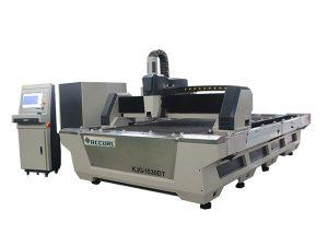 เครื่องตัดเลเซอร์อุตสาหกรรมความแม่นยำสูง 1000 วัตต์สำหรับการตัดเหล็กคาร์บอน