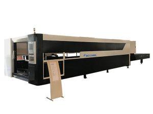 1.5kw อุตสาหกรรม cnc เครื่องตัดเลเซอร์ / อุปกรณ์ 380 โวลต์, รับประกัน 1 ปี