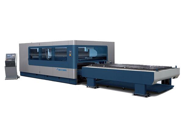cnc โลหะอุตสาหกรรมเครื่องตัดเลเซอร์ 380 โวลต์ / 50 เฮิร์ต 1kw 1.5kw แหล่งเลเซอร์