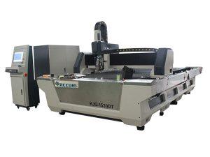 เครื่องตัดเลเซอร์อุตสาหกรรมความเร็วสูงเต็มรูปแบบปิดความยาวคลื่น 1080nm เลเซอร์