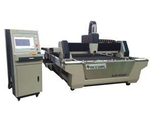 อุปกรณ์ตัดเลเซอร์ไฟเบอร์ 2000w เกียร์ / ส่งแร็คสำหรับท่อกลม